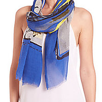 Yigal Azrouel - Lounging With Jaggie Cashmere & Modal Scarf - Saks Fifth Avenue Mobile