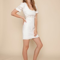 Crawford Dress - White | Stone Cold Fox