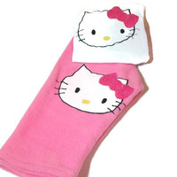 Hello Kitty Baby Girl Outfit - 18 Month Girl Clothes - Baby Girl Casual Wear