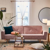 Bella Tweed Sleeper Sofa | Urban Outfitters