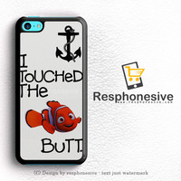 Finding Nemo By Tom Whalen iPhone 5C Case