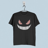Men T-Shirt - Pokemon Gengar