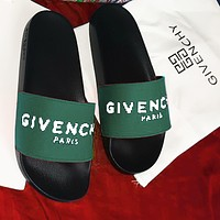 Givenchy Women Men Letters Sandals Slippers Shoes