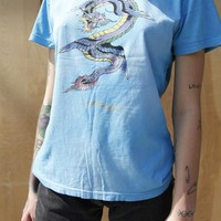 ED HARDY DRAGON TEE