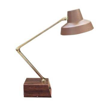 Pre-owned Mid-Century Desk Lamp by Tensor