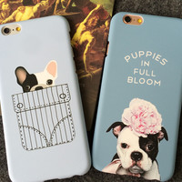 Dog iPhone 7 se 5s 6 6s Plus Case Cover +Gift Box 294