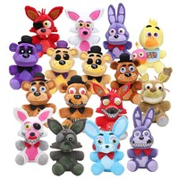 25cm Five Nights At Freddy's plush toys