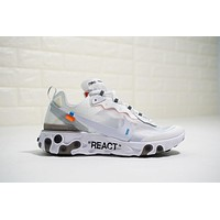Off White X Nike Upcoming React Element 87 Aq0068 100 | Best Deal Online