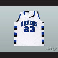 Nathan Scott 23 One Tree Hill Ravens Basketball Jersey All Sewn - Any Size