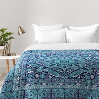 Aimee St Hill Semera Outline Comforter | DENY Designs Home Accessories