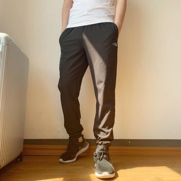 """The North Face"" Men All-match Casual Simple Fashion Letter Tight Thickened Leggings Pants Trousers Sweatpants"