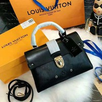 LV Louis Vuitton High Quality Fashionable Leather Handbag Tote Crossbody Satchel Shoulder Bag