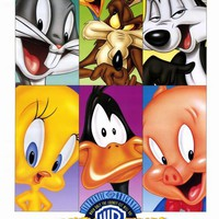 Looney Toons Collection 11x17 Movie Poster