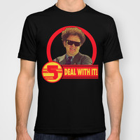 DEAL WITH IT! | Channel 5 | Brule T-shirt by Silvio Ledbetter