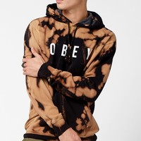 OBEY Anyway Bleach Pullover Hoodie at PacSun.com