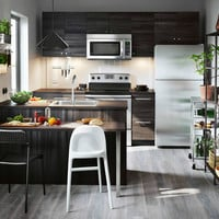 Create a kitchen that's cool, calm and functional - IKEA