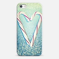 Candy Cane Wishes iPhone & iPod case by Lisa Argyropoulos | Casetagram