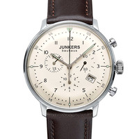 Junkers Bauhaus 6086-5 Chronograph Watch