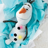 Frozen Glowing Olaf Cuddle Pillow