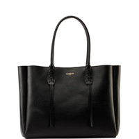 Lanvin Leather Medium Fringe Tote Bag