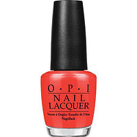 OPI Nail Lacquer - Tasmanian Devil Made Me Do It 0.5 oz - #NLA44