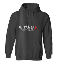 The Witcher 3 Wild Hunt Logo Hoodie for Mens Hoodie and Womens Hoodie