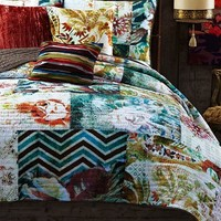 Tracy Porter For Poetic Wanderlust 'Michaila' Patchwork Quilt