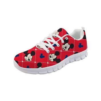Cute/&Cool Beagle Dog Print Running Shoes for Men-Casual Comfortable Sneakers Running Shoes
