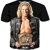Rated R Superstar WWE Champion Edge