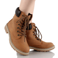 Broadway-3 Outdoor Hiking Ankle Boots