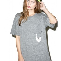 RIPNDIP Falling For Lord Nermal Tee | Dolls Kill