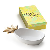 Patio Party Serving Bowl Pineapple Small | Tableware and Home Decor Seattle, WA