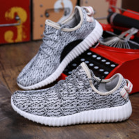 Gray Sports Shoes Sneakers