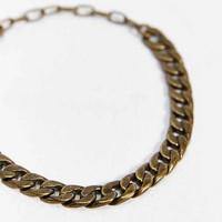We Are All Smith Flat Facets Bracelet- Bronze One