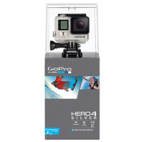 Gopro Hero4 Silver Silver One Size For Men 25312414001