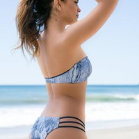 Mary Grace Swim - Bowie Reversible Bottom | Candy Paint