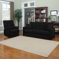Walmart: Baja Convert-a-Couch Sofa Bed with Recliner, Multiple Colors