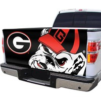 Georgia Bulldogs Truck Tailgate Cover
