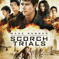 The Maze Runner: The Scorch Trials [Includes Digital Copy] [Blu-ray] [2015]