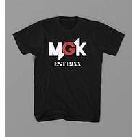 Mgk Machine Gun Kelly Til I Die Cleveland T Shirt