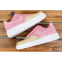 Nike Air Force 1 Los QS Low¡°Pink AH8147-600¡±