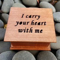 Custom made music box the best personalized gift ever! by Simplycoolgifts