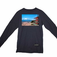 Fortress Charcoal Long Sleeve