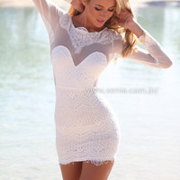 FALLING FROM GRACE LACE DRESS , DRESSES, TOPS, BOTTOMS, JACKETS & JUMPERS, ACCESSORIES, $10 SPRING SALE, PRE ORDER, NEW ARRIVALS, PLAYSUIT, GIFT VOUCHER, $30 AND UNDER SALE, Australia, Queensland, Brisbane