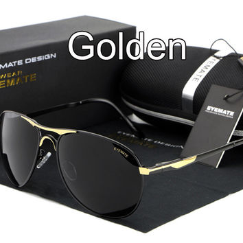 High Quality Cool Polarized Sports Sunglasses - 3 Colors