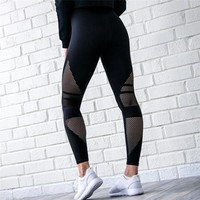 Women's Fashion Winter Hot Sale Yoga Sports Leggings [167321272335]