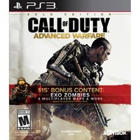 Activision Call of Duty: Advanced Warfare Game of the Year Ed. (PlayStation 3) - Walmart.com
