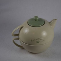 """Sunday Afternoon """"Tea For Two"""" Teapot, Tea Cup Mug Made in Japan"""