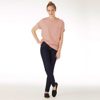 TOMS Dusty Pink Pocket Tee Pink