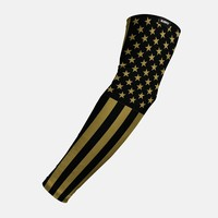 Tactical Gold Arm Sleeve
